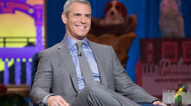 #AndyCohen is having a BABY! [vid]