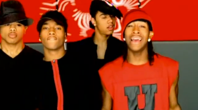 WAKE UP JAM: #B2K 'Bump, Bump, Bump' feat. #Diddy [vid]