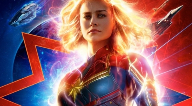 The #CaptainMarvel trailer is HERE!! [vid]