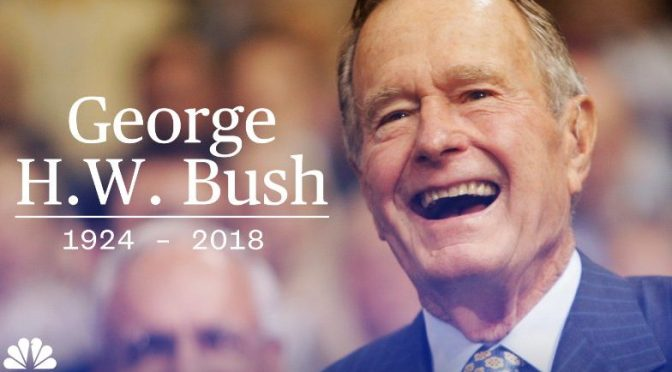 #GeorgeHWBush has died at 94! [details]