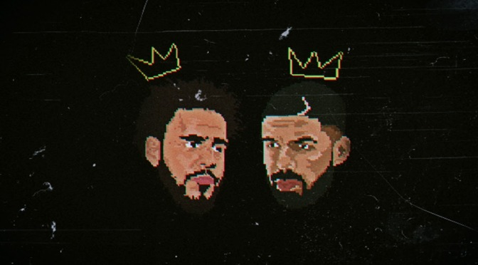 STAR TRACKS: #Drake & #JCole take a 'ghost' ride together! [vid]