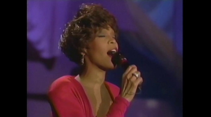 12 JAMS of Christmas: #WhitneyHouston 'Do You Hear What I Hear' [live]