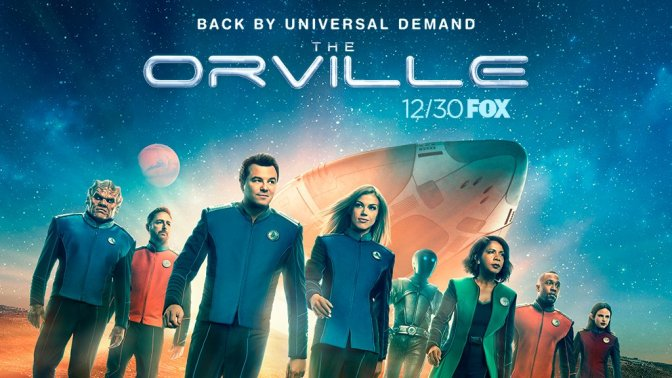 WATCH: #TheOrville season 2 ep 10 'Blood of Patriots' [full ep]
