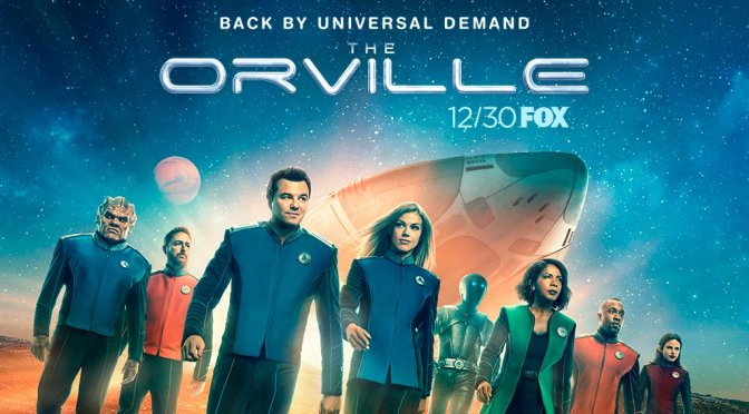 WATCH: #TheOrville season 2 ep 1 'Ja'loja' [full ep]