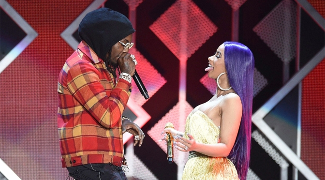 TROLLING or FACTS? #CardiB claims she SPLIT from #Offset! [vid]