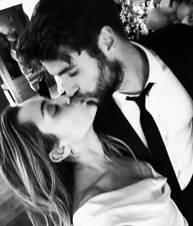 Put A Ring On It! #MileyCyrus CONFIRMS marriage to #LiamHemsworth! [details]