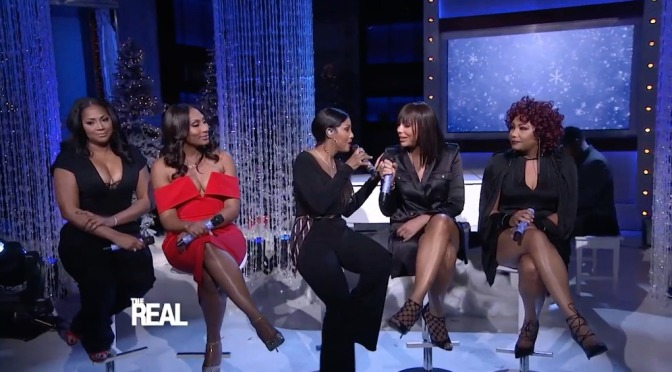 12 JAMS of Christmas: #BFV #TheBraxtons 'Mary Did You Know' [live]