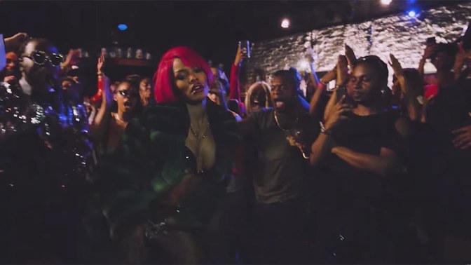 NEW VIDEO: #TeyanaTaylor 'WTP' [vid]