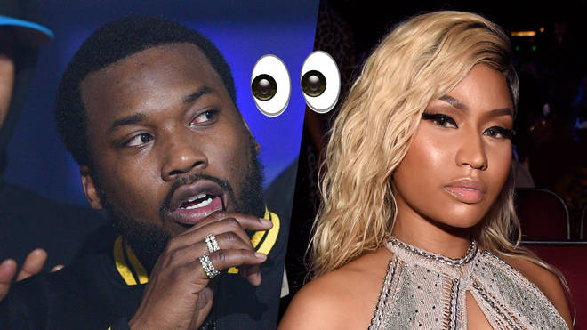 #NickiMinaj and #MeekMill 'threaten' to reveal SECRETS about the OTHER! [details]