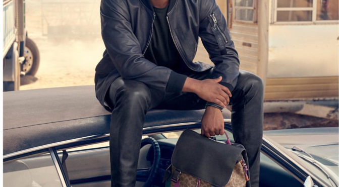 #MichaelBJordan named 1st Male Global spokesperson for #Coach! [Pics]