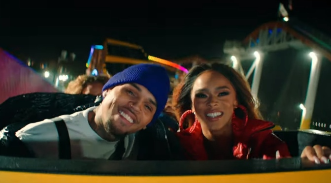 NEW VIDEO: #ChrisBrown 'Undecided' [vid]