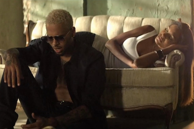 WAKE UP JAM: #ChrisBrown 'Don't Judge Me' [vid]
