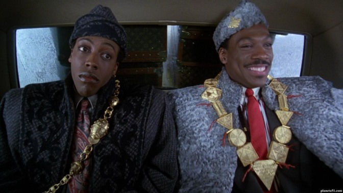 #EddieMurphy to STAR in #ComingToAmerica2 directed by #CraigBrewer! [details]