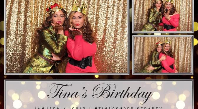 GO INSIDE #Beyonce's mom, #TinaLawson's 65th Birthday Party! [vid]
