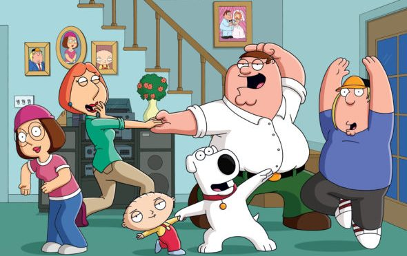 WATCH: #FamilyGuy season 17 ep 11 'Trump Guy' [full ep]
