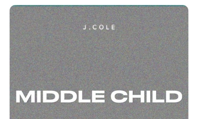 "NEW MUSIC: #JCole ""Middle Child"" [audio]"