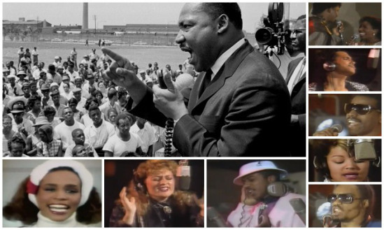 WAKE UP JAM: #MLKDay Edition: #KingDreamChorus 'King Holiday' [vid]