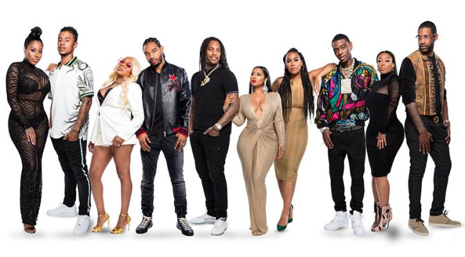 WATCH: #MarriageBootCamp Reality Stars #HipHopBootcamp Edition ep 4 'Meet the Press' [full ep]