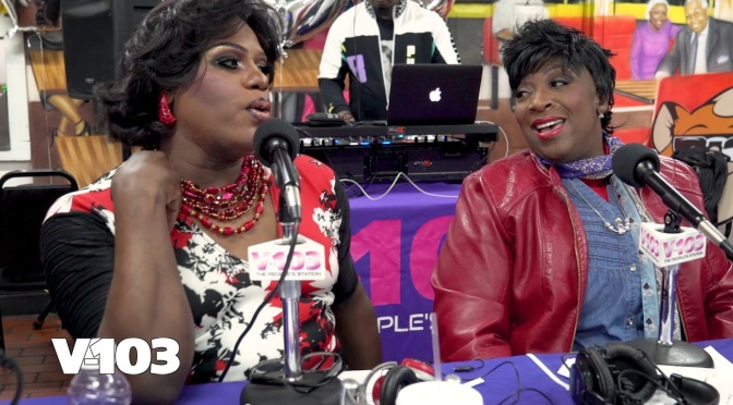 Radio SHAKE-UP! #WandaSmith & #MissSophia AXED from #V103Atlanta! [details]