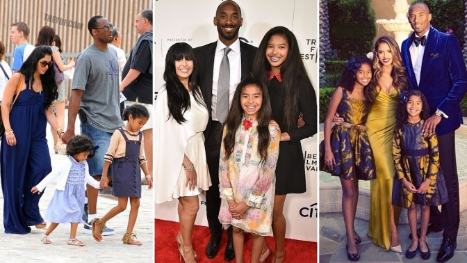 Vanessa & #KobeBryant expecting another daughter! [details]