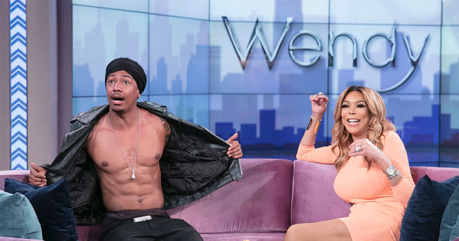 #NickCannon to STEP in for #WendyWilliams on her HIT talk show! [details]