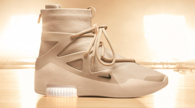 SNEAKER HEADZ: Find out how to COP the SOLD OUT #JerryLorenzo #Nike Air Fear of God 1 Shoes! [details]