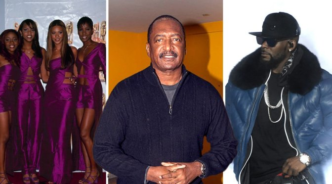 #MathewKnowles RECOUNTS keeping a WATCHFUL eye on #DestinysChild when working with #RKelly in the 90's! [details]