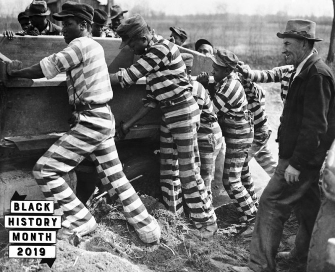 #BlackHistoryMonth Moment: #ConvictLeasing-Remembering the Blacks that REBUILT the South! [details]