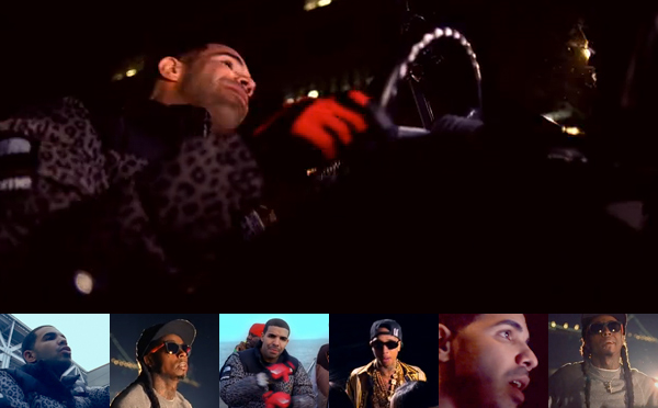 WAKE UP JAM: #Drake 'The Motto' feat. #LilWayne & #Tyga [vid]