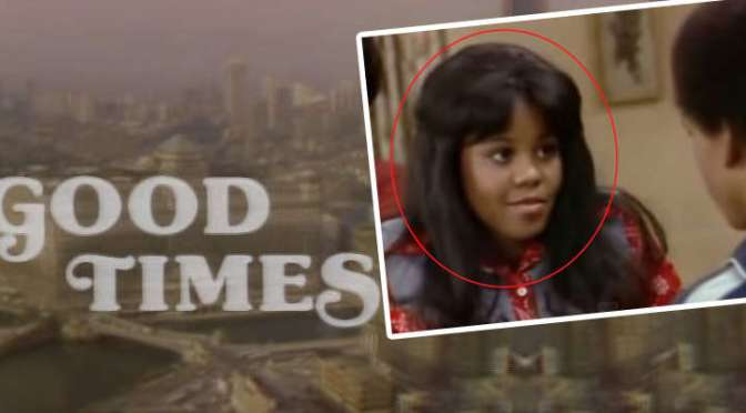 #FBF Flashback Friday: Remember 'Fun Girl' #SharonBrown from #GoodTimes!? [vid]