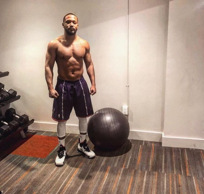 #ThirstTrap Thursday: #RomeoMiller BULKING UP for new movie role! [pic]