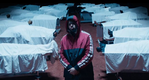 NEW VIDEO: #JCole 'Middle Child' [vid]