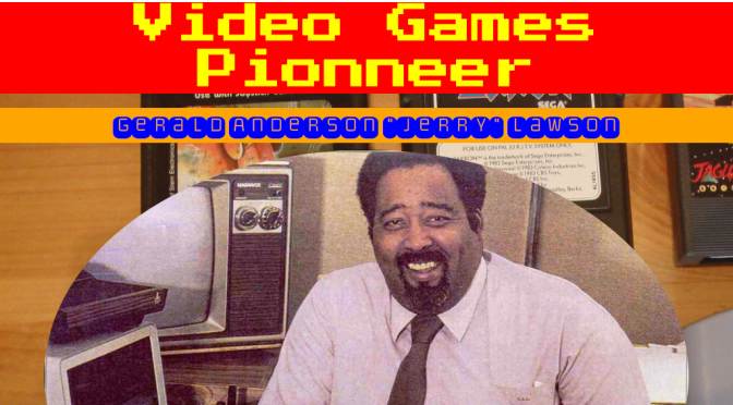 #BlackHistoryMonth Moment: #JerryLawson- Modern video game pioneer! [details]