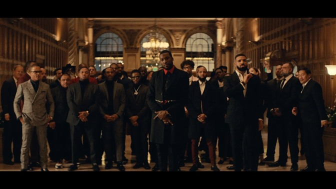 NEW VIDEO: #MeekMill + #Drake 'Going Bad' with #NipseyHustle [vid]
