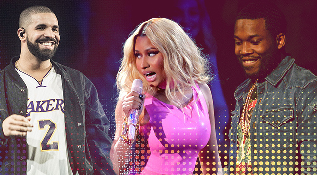 NEW MUSIC: #NickiMinaj REMIXES #Drake & #MeekMill's 'Going Bad' [audio]