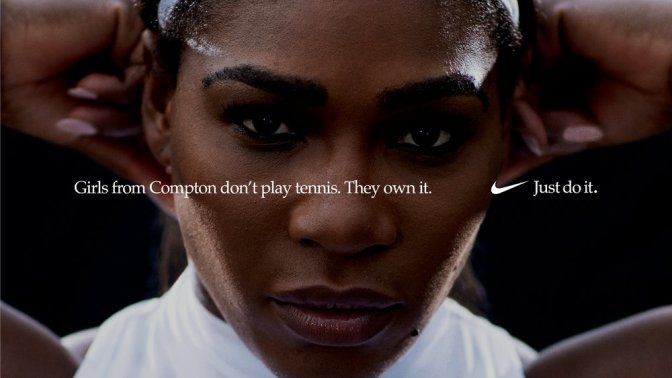 #Nike's LATEST #JustDoIt promo features those 'CRAZY' women of SPORTS narrrated by #SerenaWilliams! [vid]