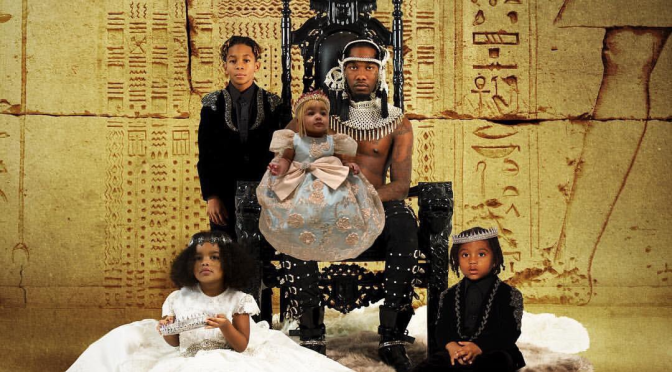 STREAM: #Offset's #FatherOf4 album is HERE! [album stream]