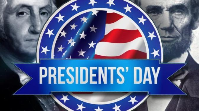 Happy #PresidentsDay! Why do we CELEBRATE? [details]