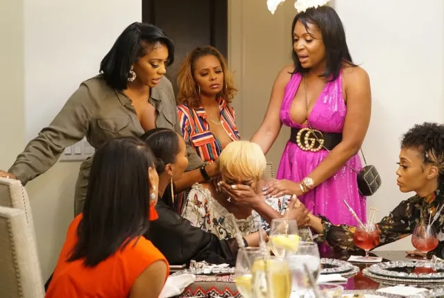 #RHOA season 11 MIDSEASON trailer goes off the RAILS! Nene breaks down! #Porsha engaged, and the LADIES get FREAKY in the DUNGEON! [vid]