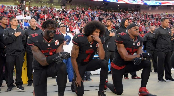 #ColinKaepernick #EricReid have  resolved the collusion grievance with the #NFL! Settlement reached! WHAT WE KNOW. [details]