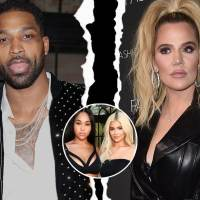 #KhloeKardashian SPLITS with Tristan after he CHEATS with Kylie's BFF! Tristan RESPONDS![details]