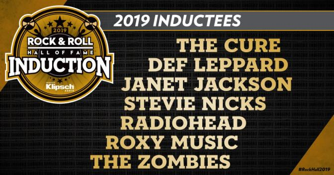 #RockandRollHallofFame Induction ceremony with #JanetJackson #StevieNicks & MORE is HERE! [LIVESTREAM]