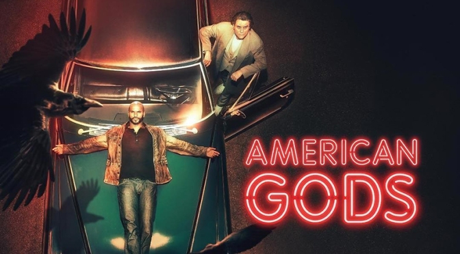 WATCH: #AmericanGods season 2 ep 4 'The Greatest Story Ever Told' [full ep]