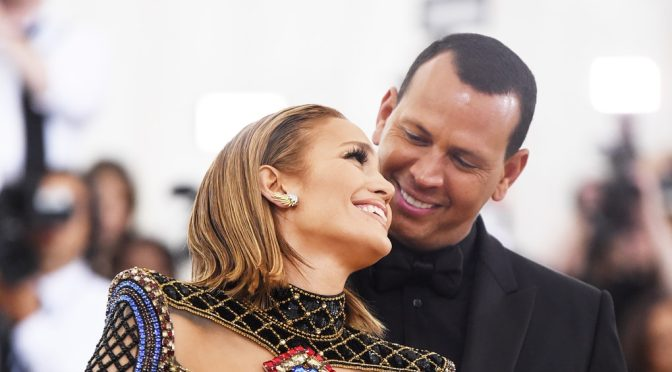 Put A Ring On It! #Jlo & #Arod are ENGAGED!! Check out the HUGE diamond! [pics]