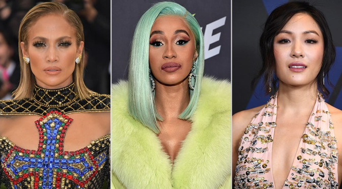 STRIPTEASE! #JenniferLopez #CardiB #JuliaStiles #KeKePalmer & MORE team up for STRIPPER REVENGE movie! [details]