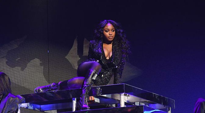 Normani is NEXT UP! Watch her RIP the stage at #SweetenerTour opening night! [vid]