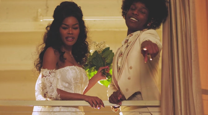 NEW VIDEO: #TeyanaTaylor 'Issues/HoldOn' starring #AsapRocky & MORE! [vid]