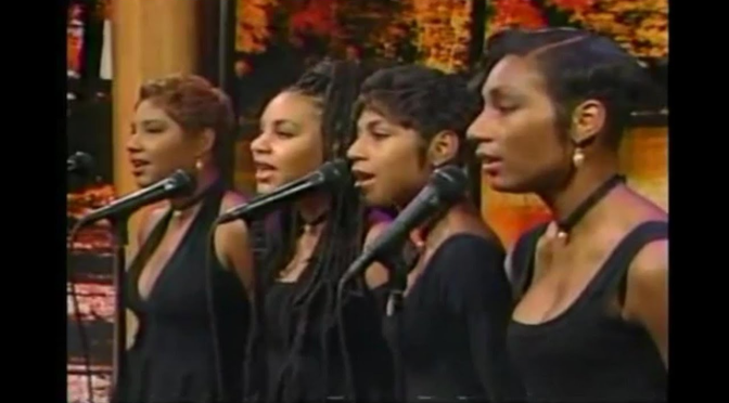 WAKE UP JAM: #ToniBraxton 'Breath Again' feat. #TheBraxtons [live]