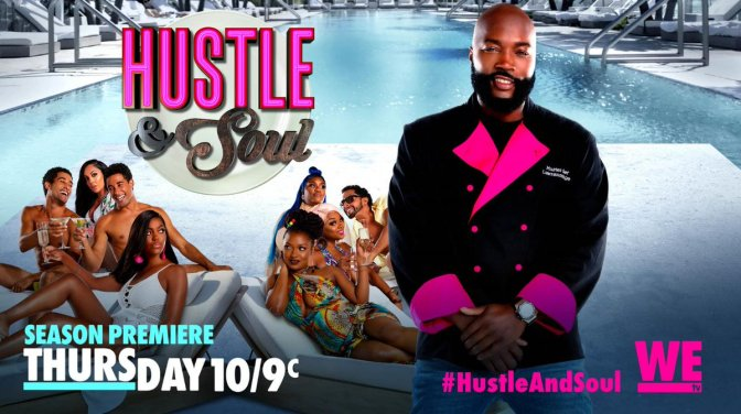 #HustleandSoul season 3 ep 7 'He's Married?' [full ep]
