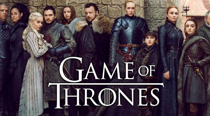 WATCH: #GoT #GameofThrones season 8 ep 4 'The Last of the Starks' [full ep]